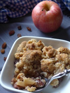 Apple Crumble - Birgit Irgang