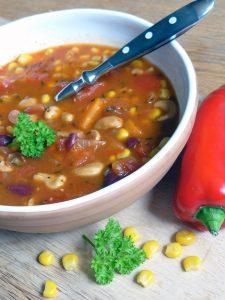 Chili sin Carne - Birgit Irgang